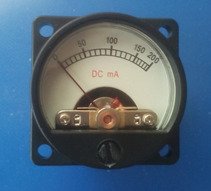 39mm 200mA Tube AMP Parts SO-39 VU Panel Meter For Tube Amp CD Players