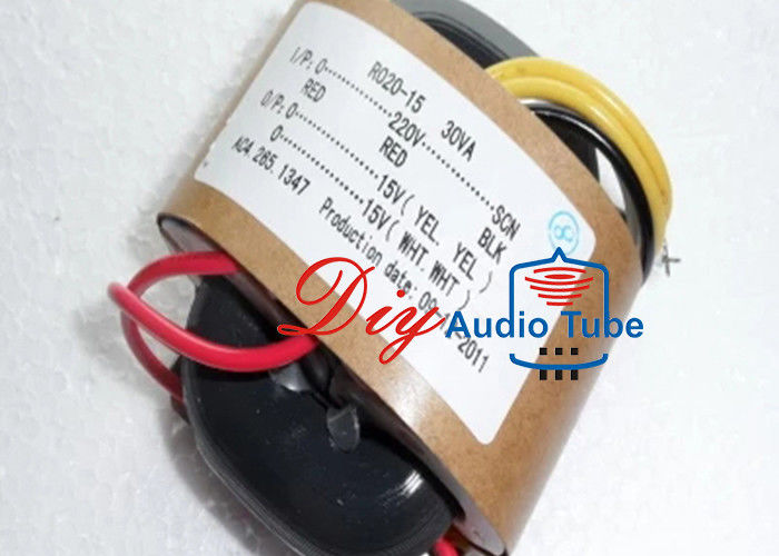 R Core Tube AMP Transformer High Conversion Efficiency For Industrial Automation Equipment