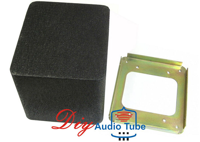 Toroid Tube AMP Transformer Enclosure Case Box 125x110x110mm Outside Dimension